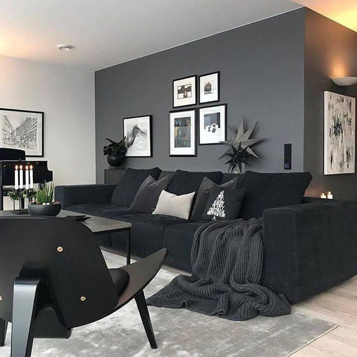 Синяя гостиная (+45 фото): советы и идеи дизайна для модного интерьера