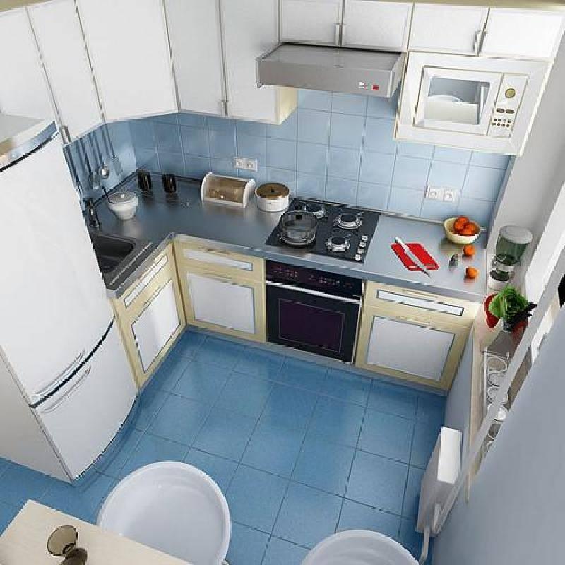 Дизайн маленькой кухни: идеи, фото и практические советы (50 фото) | современные и модные кухни