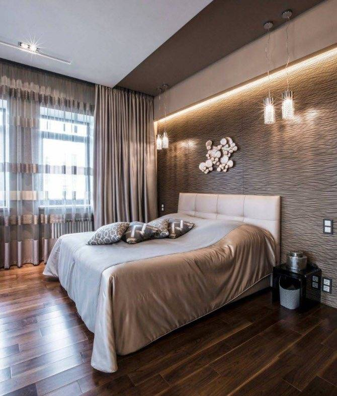 Дизайн спальни с балконом - 100 фото лучших идей и новинок дизайна