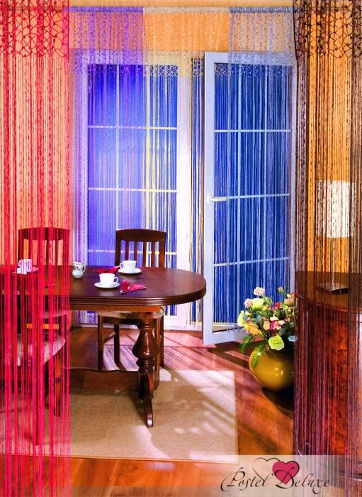 Кисея (75 фото в интерьере): что это такое, виды нитяных кисейных штор, как красиво повесить, модели с бусинами