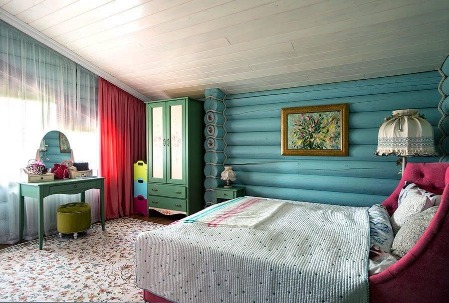 Чем покрасить вагонку внутри дома на даче + инструкция: как выглядит после самостоятельной покраски (20+ фото, идеи)