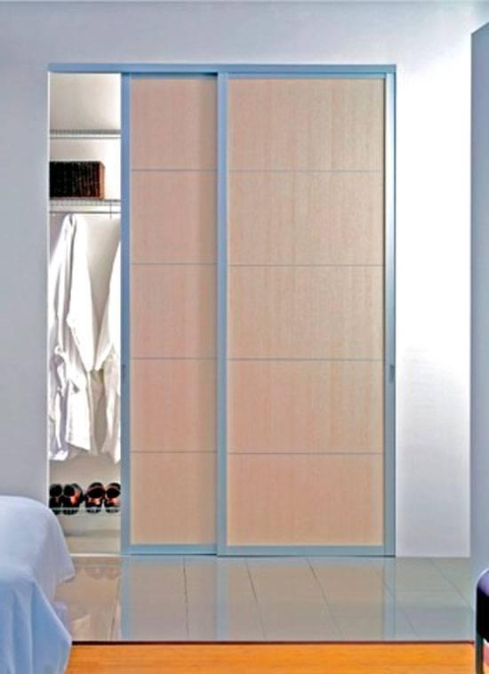 Двери для шкафа купе — раздвижные системы в классическом и современных стилях (125 фото)