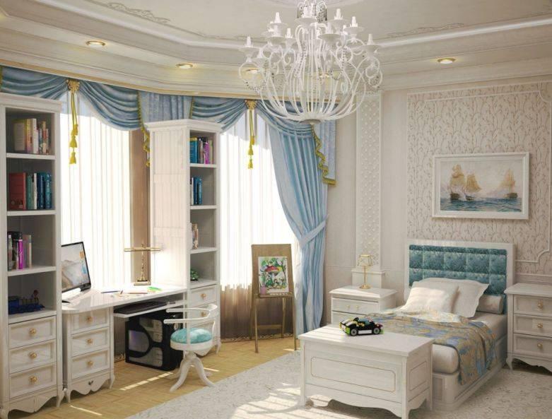 Дизайн интерьера детской комнаты 2022 – уют и гармония в каждом сантиметре пространства (фото)