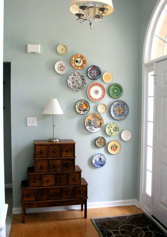 Декор комнаты своими руками, идеи - фото примеров