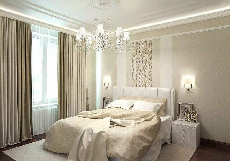 Дизайн спальни классическом стиле: 75 фото идей интерьера
