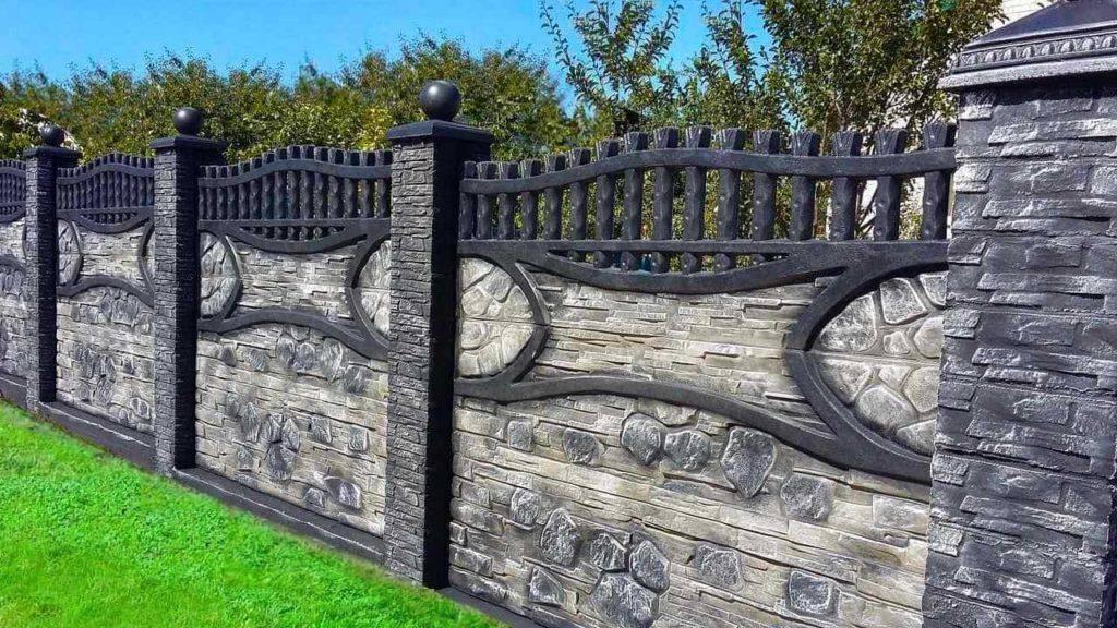 Дачный забор: выбор для загородного дома, самый дешевый вариант для дачи, материалы для ограждений