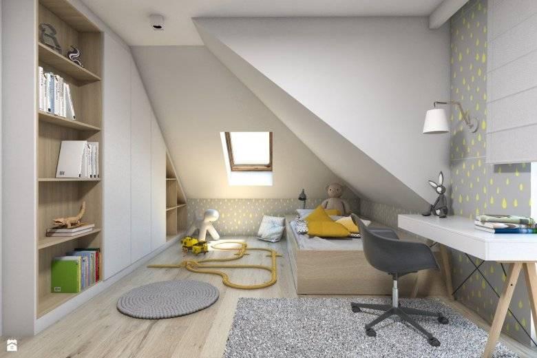 Планировка мансарды: тонкости создания уютного и современного дизайна (120 фото новинок)