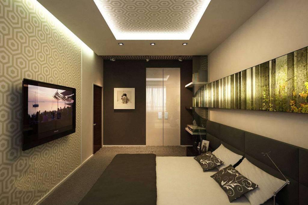Зал в хрущевке — подробное описание как сделать стильный и модный дизайн интерьера (140 фото)