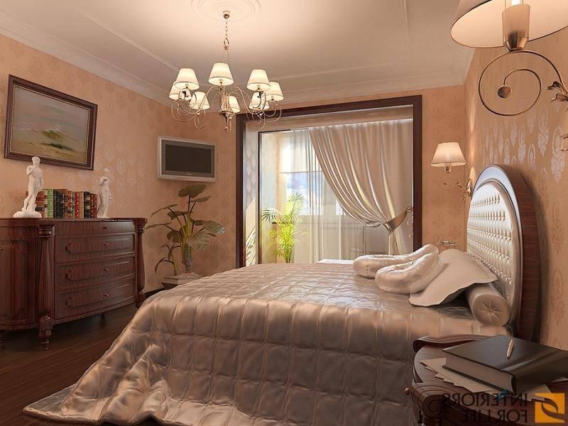 Объединение балкона с комнатой: дизайн и фото