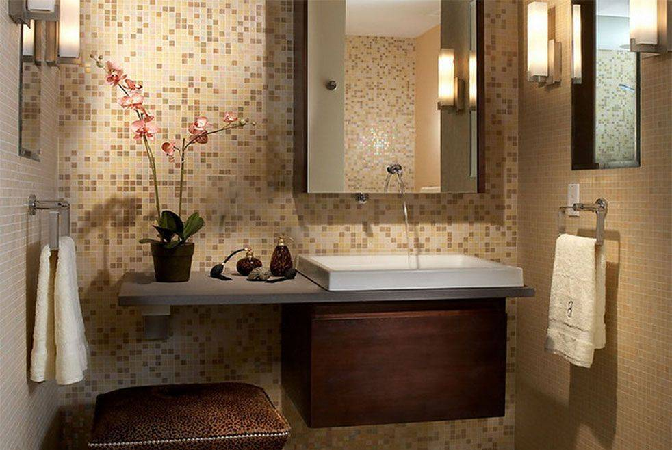 Мозаика для ванной комнаты: топ-150 фото современных идей дизайна и новинок в оформлении интерьера мозаичной плиткой