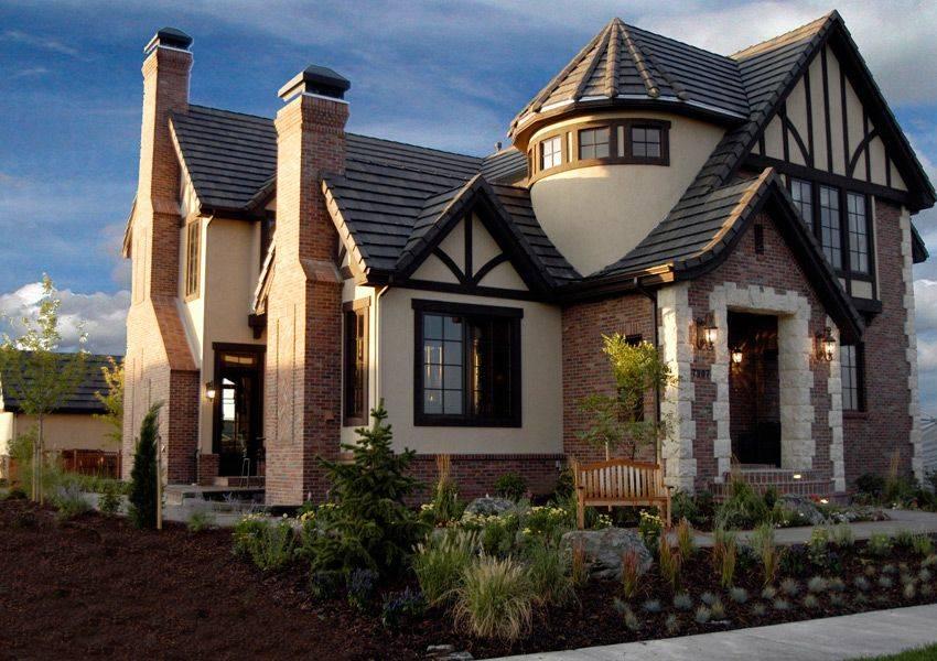 Дома в современном стиле: фасады