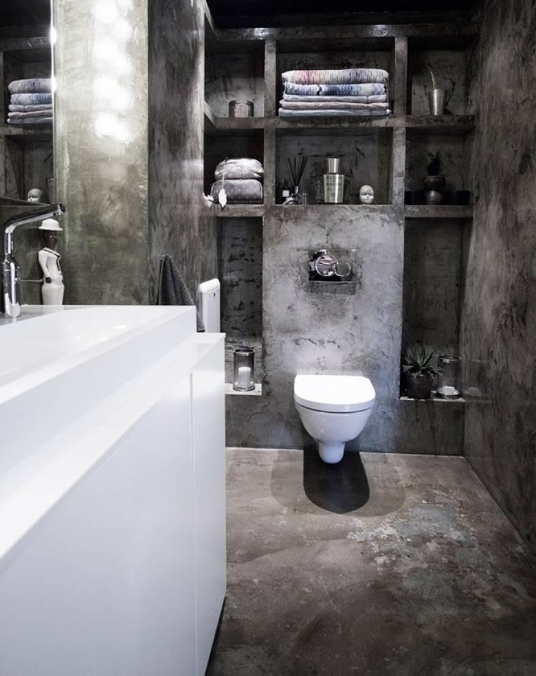Интерьер туалета без ванны: как организовать пространство, советы и фото-примеры