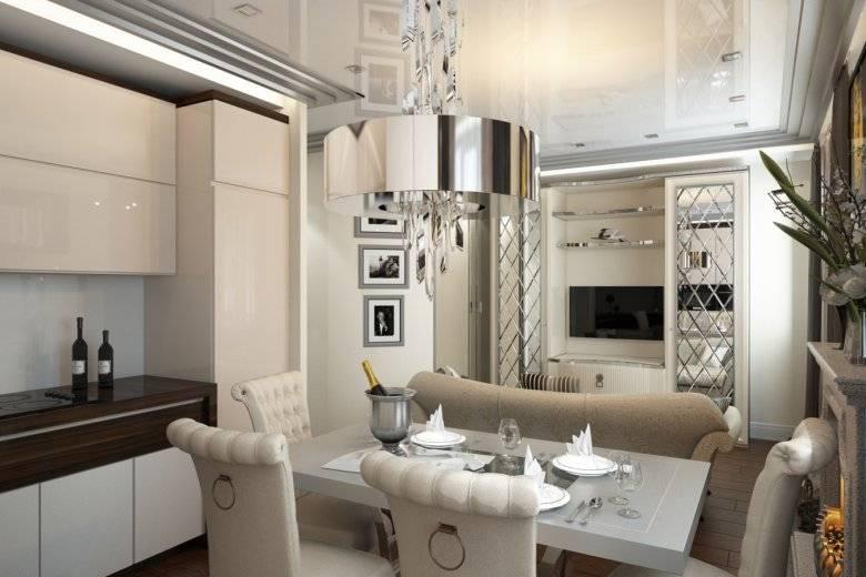 Квартира в стиле ар-деко: 8 приемов оформления
