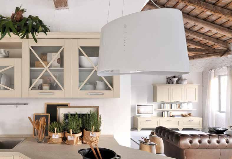 Кухня с наклонной вытяжкой фото: как использовать вытяжку в интерьере