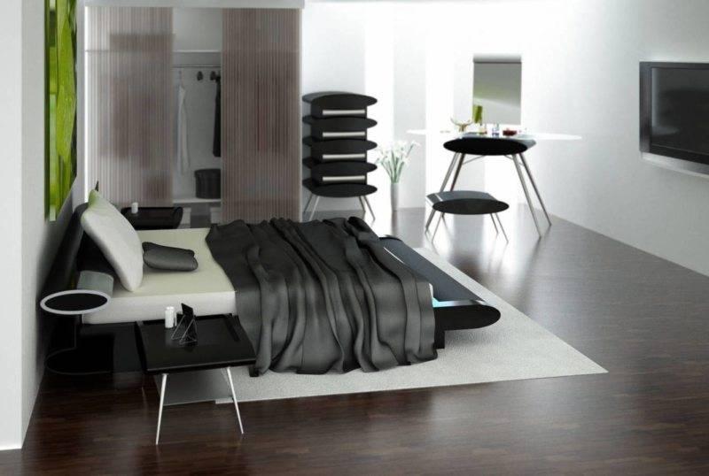 Мебель для спальни: современные примеры дизайна, размещения мебели, красивые варианты планировки (115 фото идей)