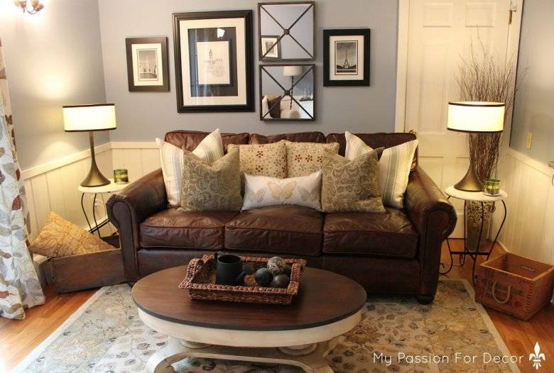 Красный диван: элегантный способ обустроить свою гостиную (35 фото) | дизайн и интерьер
