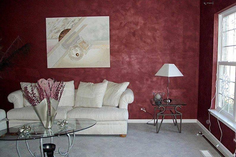 Чем покрасить стены в квартире вместо обоев: чем красят, какую краску выбирают для определенного помещения и возможна ли покраска стен в комнате своими руками