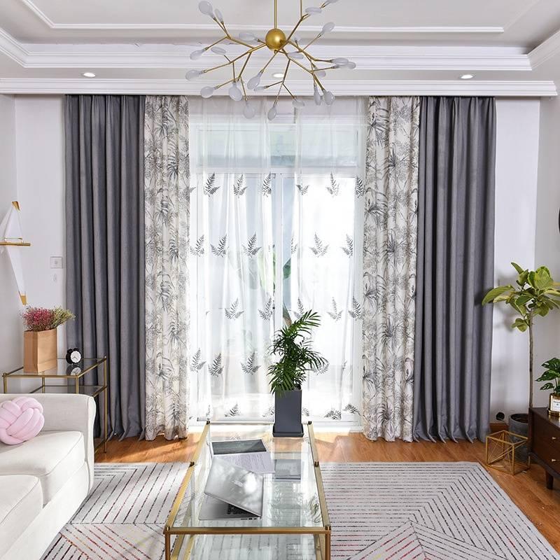 Шторы для гостиной 2021: модные тенденции, новинки дизайна интерьера, лучшие сочетания, фото