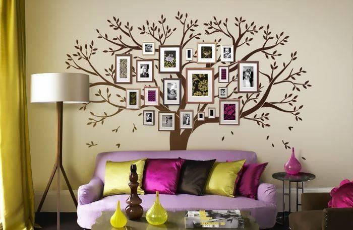 Отделка стен деревом - современные идеи и 75 фото новинок в интерьере