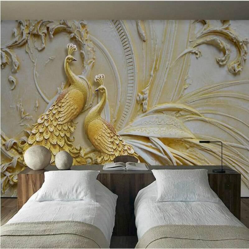 Барельефные изображения в интерьере квартиры - «декор»