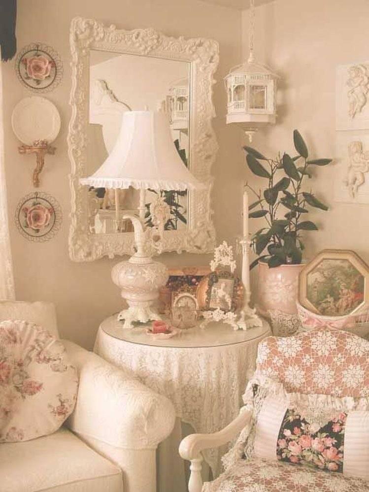 Винтажный стиль в интерьере, винтажная мебель: что это  - 21 фото