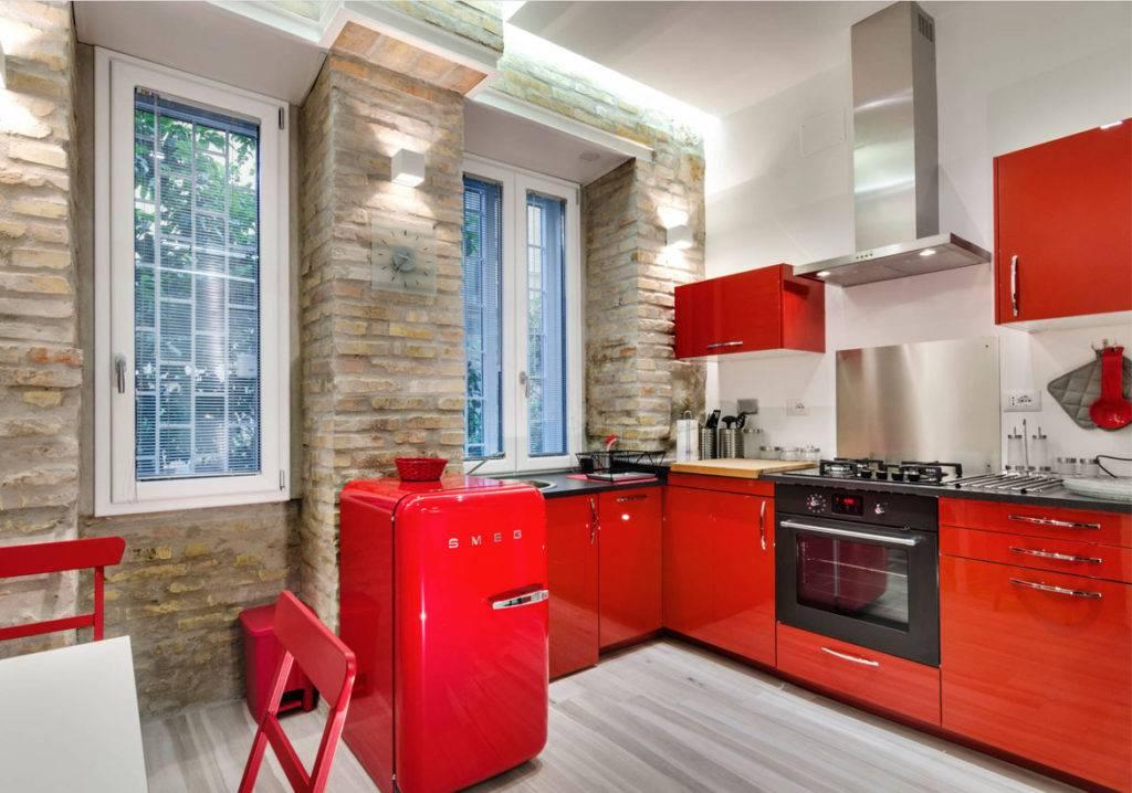 Зеленый цвет в интерьере кухни: 100 фото, цветовые сочетания