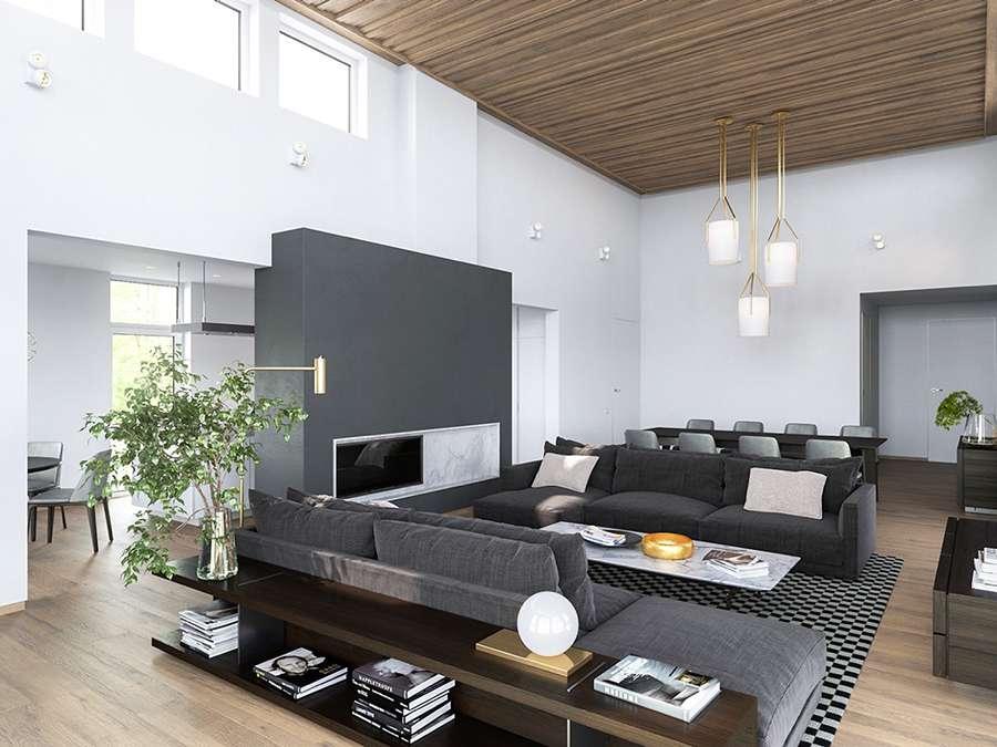 Спальня в стиле минимализм, особенности интерьера с фото