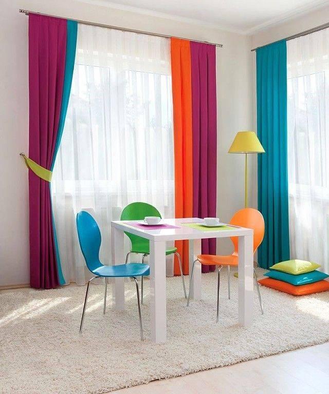 Шторы в детскую комнату: 80 фото современных вариантов дизайна