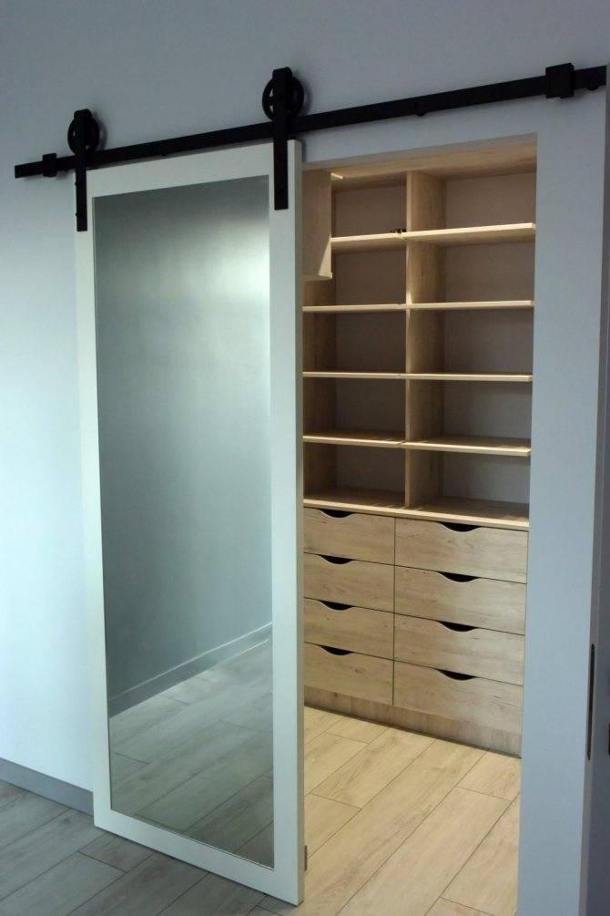Раздвижные межкомнатные двери – 75 вариантов оформления в интерьере