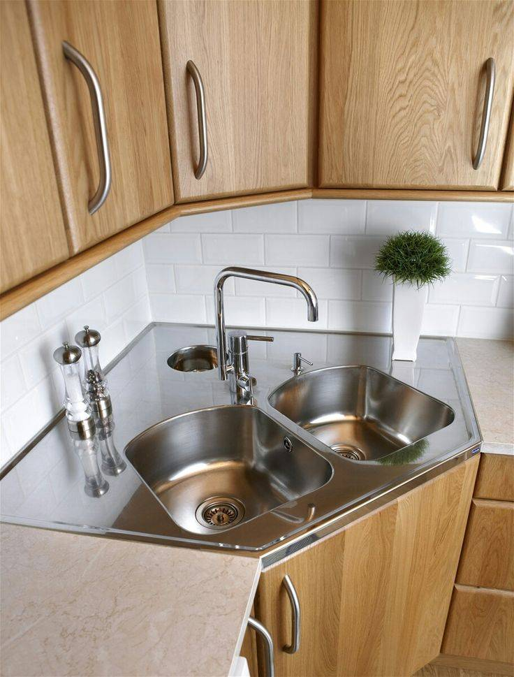 Угловые кухни: 70+ фото реальных интерьеров, стили, правила планировки