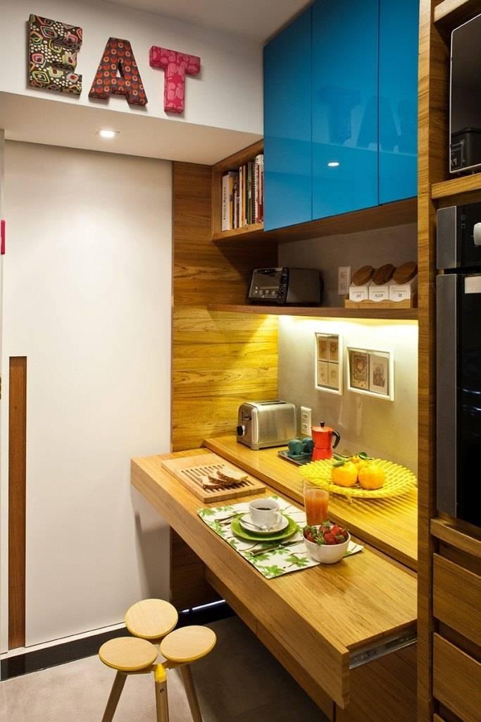 Дизайн кухни 2 на 3 метра (51 фото) – расширяем пространство