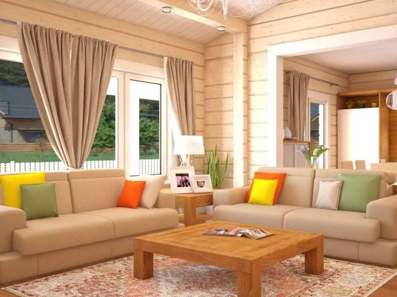 Кухня в деревянном доме: советы дизайнеров, 80 реальных фото интерьеров