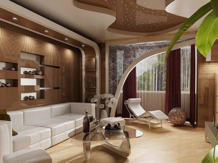 Дизайн гостиной: современные идеи обустройства 2021-2022 года (60 фото)   дизайн и интерьер