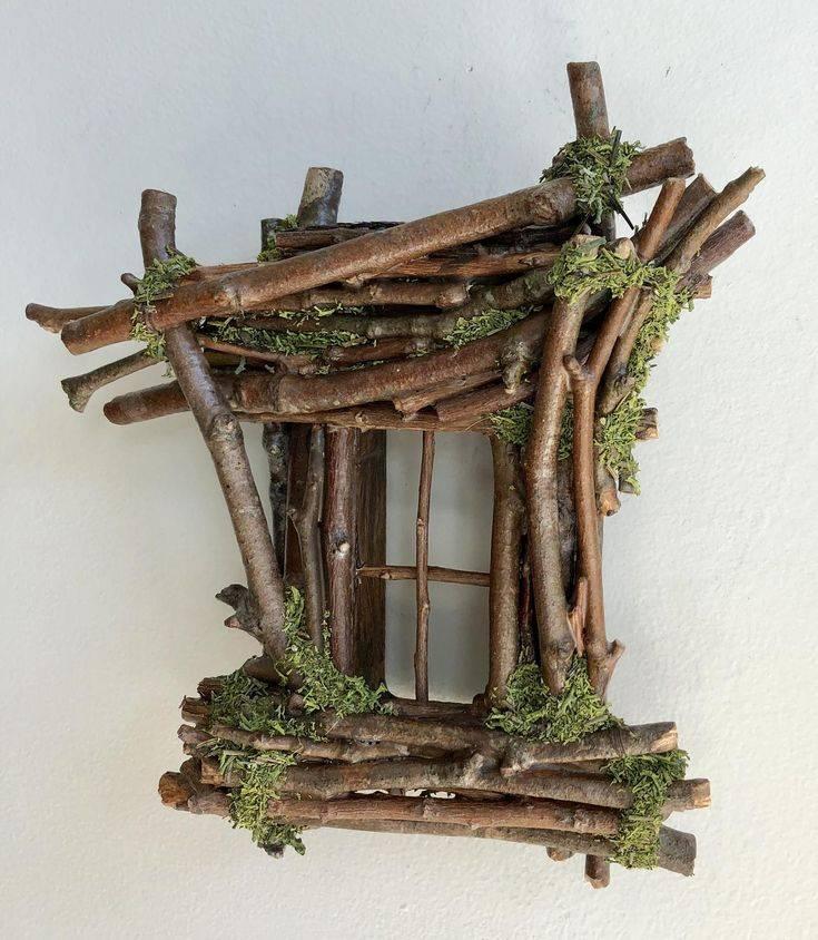Дерево из веток своими руками - 100 фото лучших поделок для домашнего декора