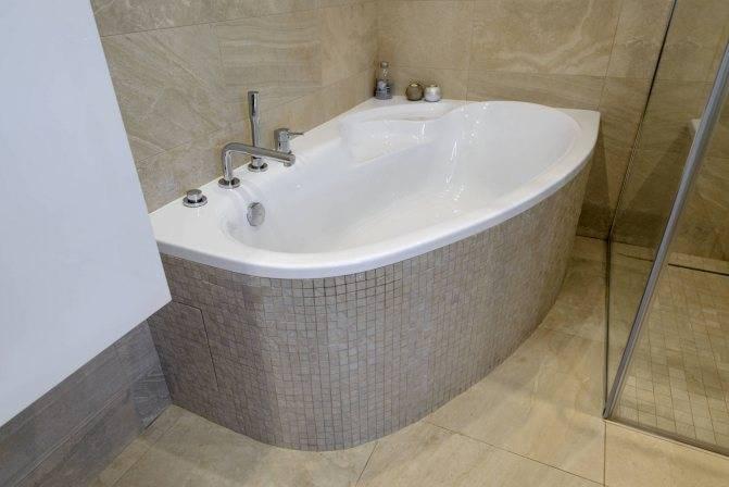 100 лучших идей дизайна: ванны из литьевого мрамора на фото