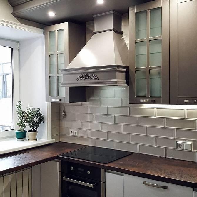 Вытяжка на кухне - 105 фото модно и функционального дизайна