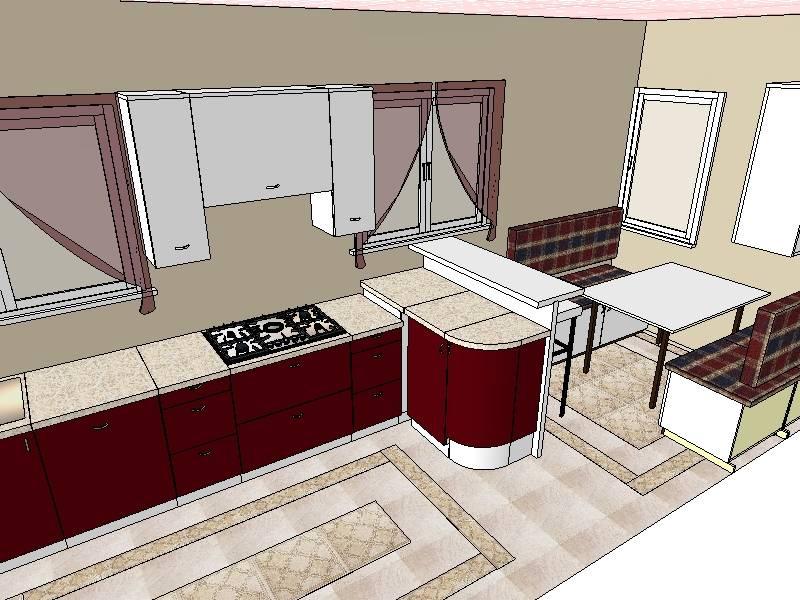 Дизайн большой кухни (75 фото): интерьер и планировка, проекты красивых просторных кухонь в квартире, идеи ремонта в современной кухне