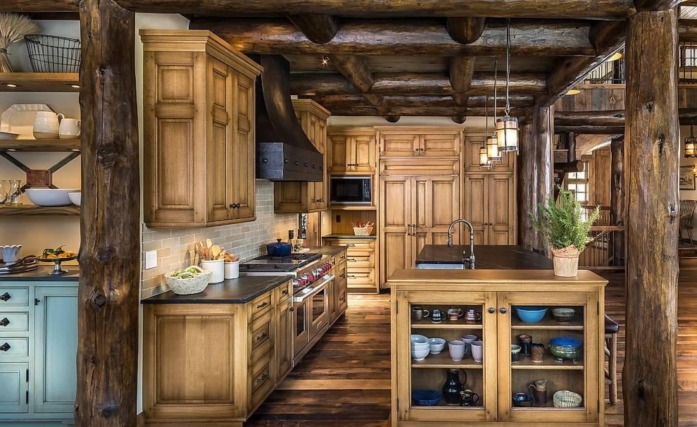 Стили кухни в интерьере: какие бывают гарнитуры, дизайн - 32 фото