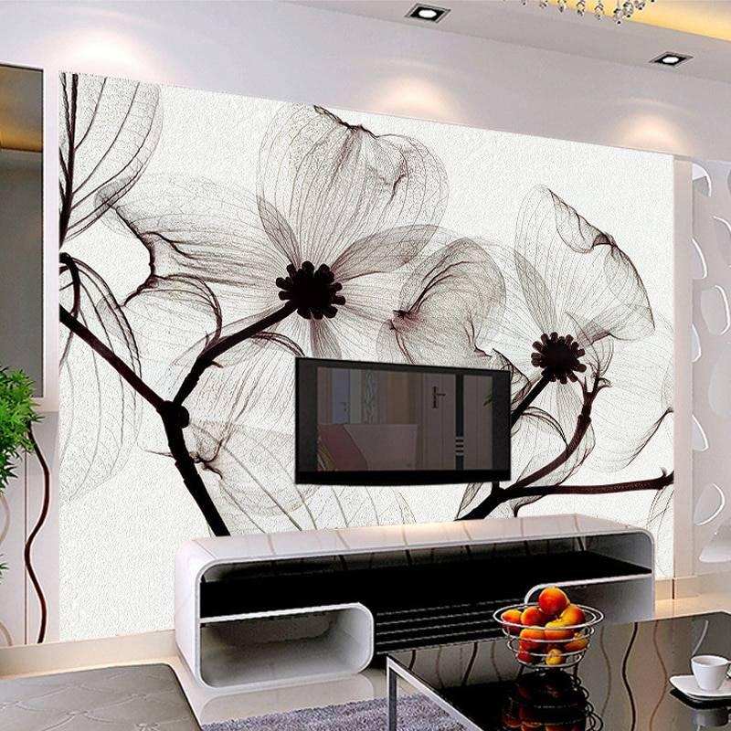 Рисунки на стенах – 75 фото лучших идей для современной квартиры – строительный портал – strojka-gid.ru