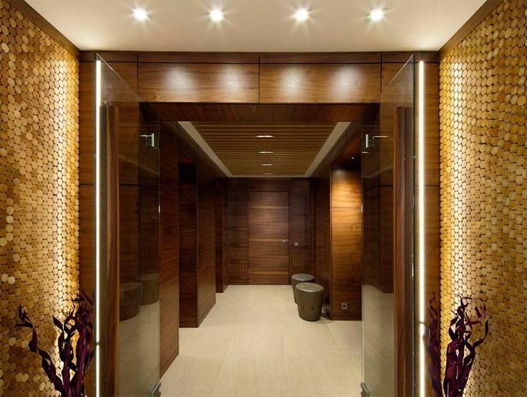 Варианты интерьера в прихожей: 225+ фото оформлений (камень/ламинат/плитка/фреска). какой цвет стен лучше?