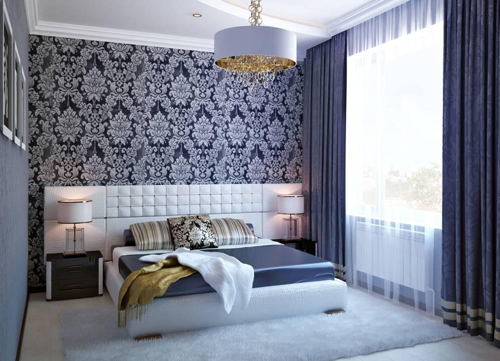 Светлые обои в спальню: топ-150 фото интересных цветовых сочетаний в дизайне спальной комнаты