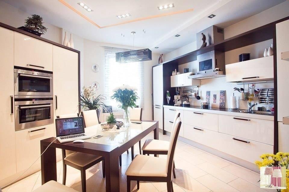 Ремонт кухни: дизайн, реальные фото примеры и полезные советы