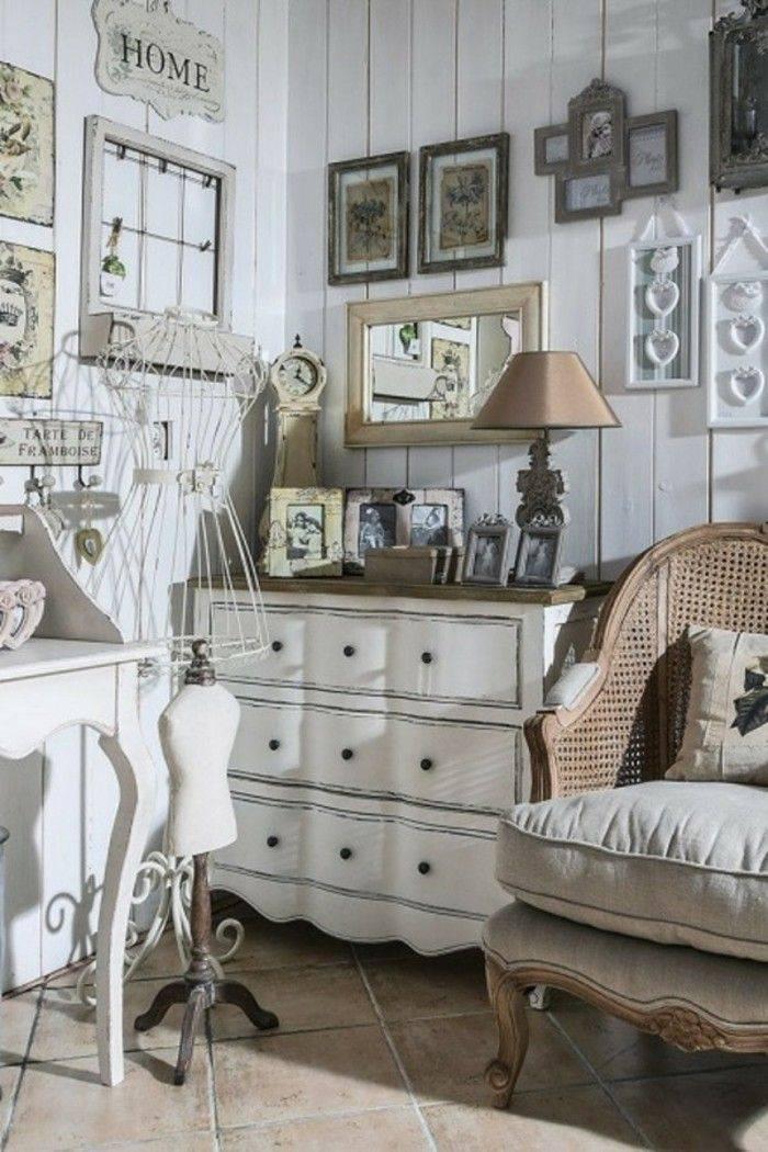 Какой бывает винтажная мебель и в чем ее особенности?