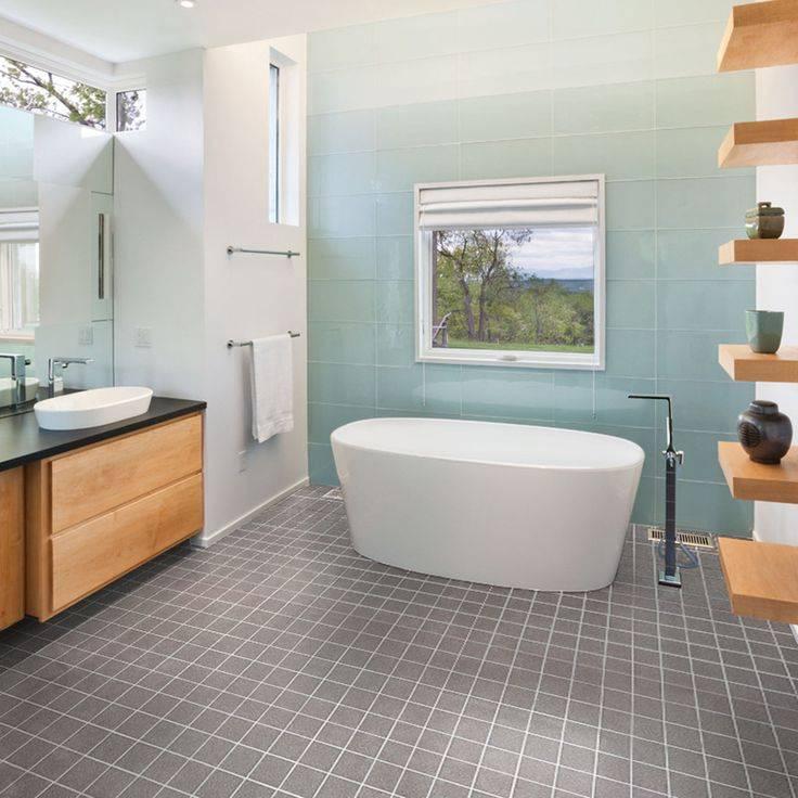 Модные ванные комнаты 2020-2021 года - какие узоры, цвета и тенденции в тренде (+57 фото)   дизайн и интерьер ванной комнаты