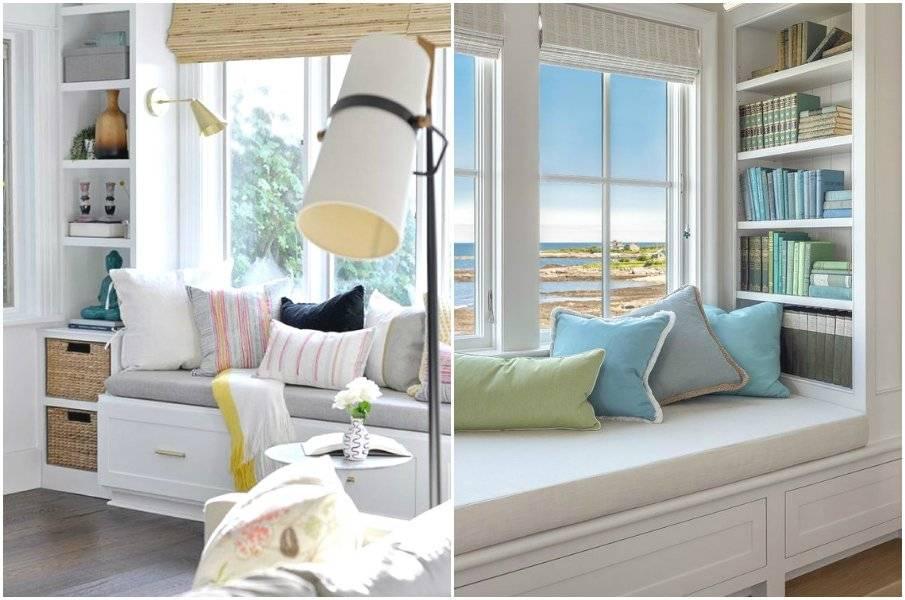 Идеи оформления подоконника - креативные дизайнерские идеи. | домовой | дизайн интерьера и ремонт