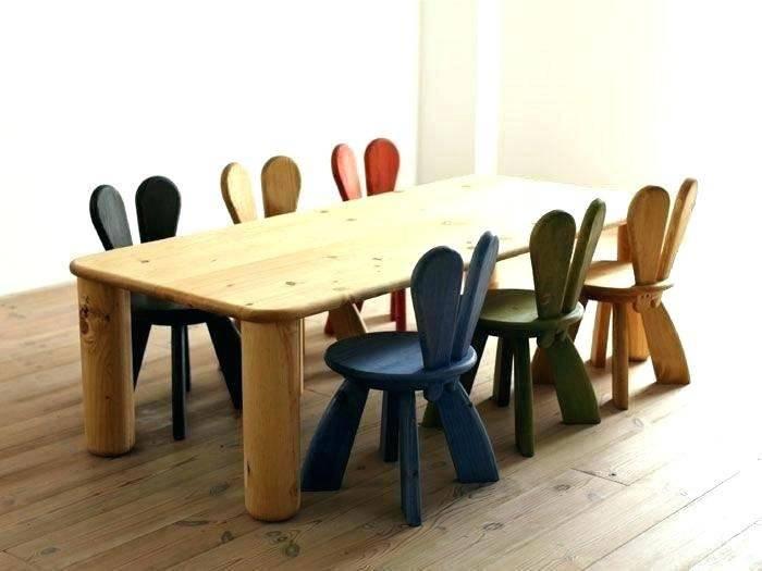 Изготовление детского столика и стульчика своими руками