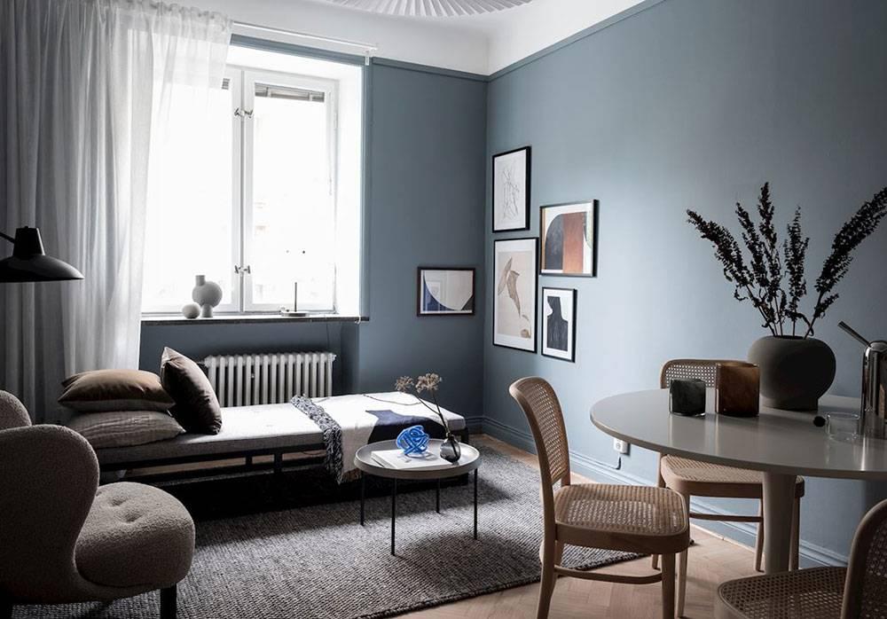Квартира в стиле минимализм - варианты дизайна и фото идеи интерьеров