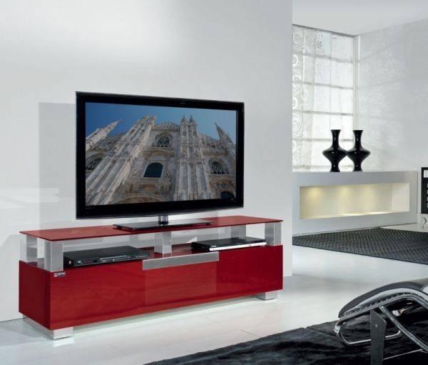 Тумбы под телевизор в интерьере: 75 фото примеров дизайна