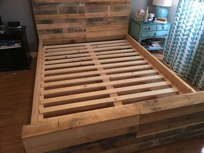 Кровать для дачи: своими руками, из дерева, процесс изготовления, плюсы и минусы