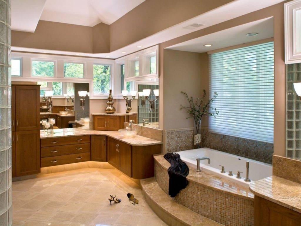 Дизайн ванной комнаты с туалетом: 95 фото как создать стильный интерьер ванной комнаты